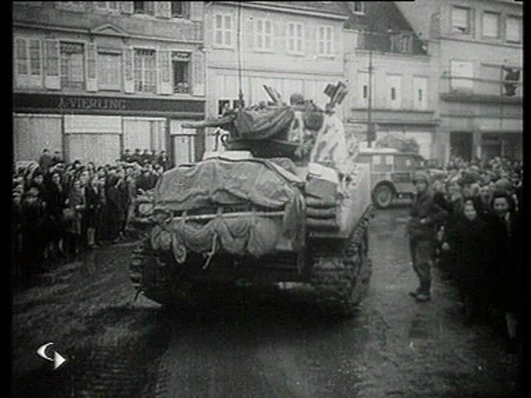 Libérations de l'Alsace 1944-45 (Les) - vidéo les beaux jours